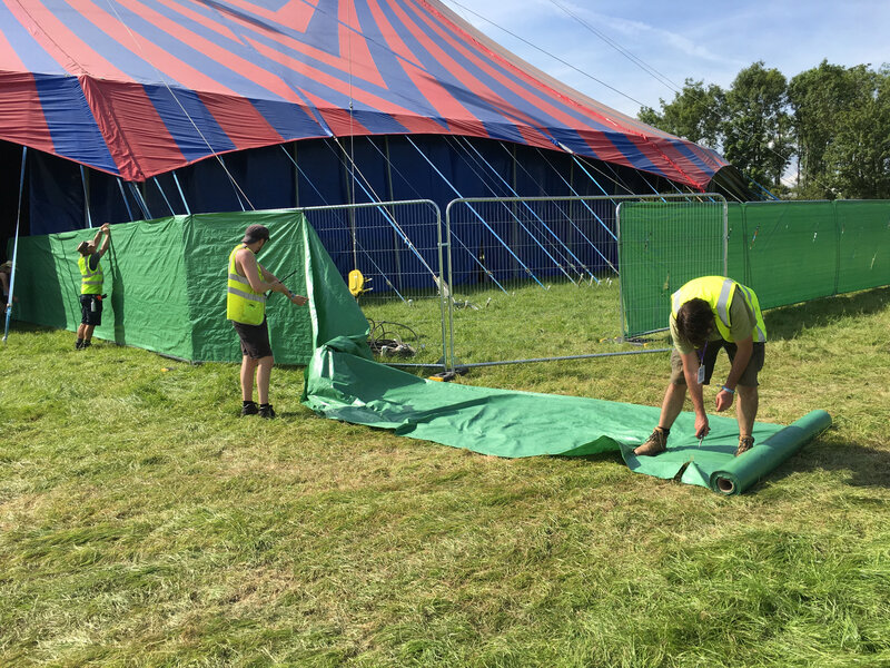John Peel Stage_Glastonbury_festival_2017_site crew