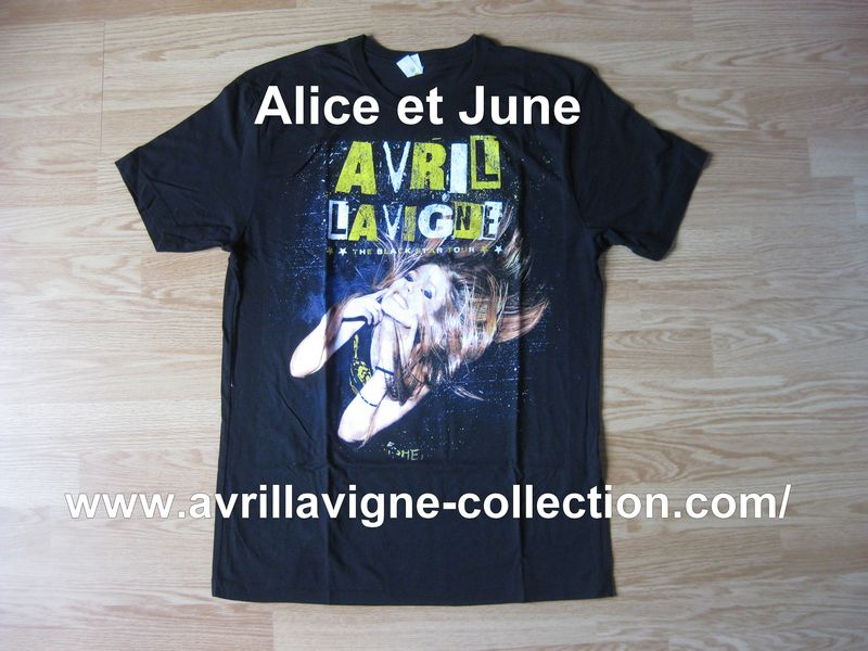 The Black Star Tour Product - T-shirt