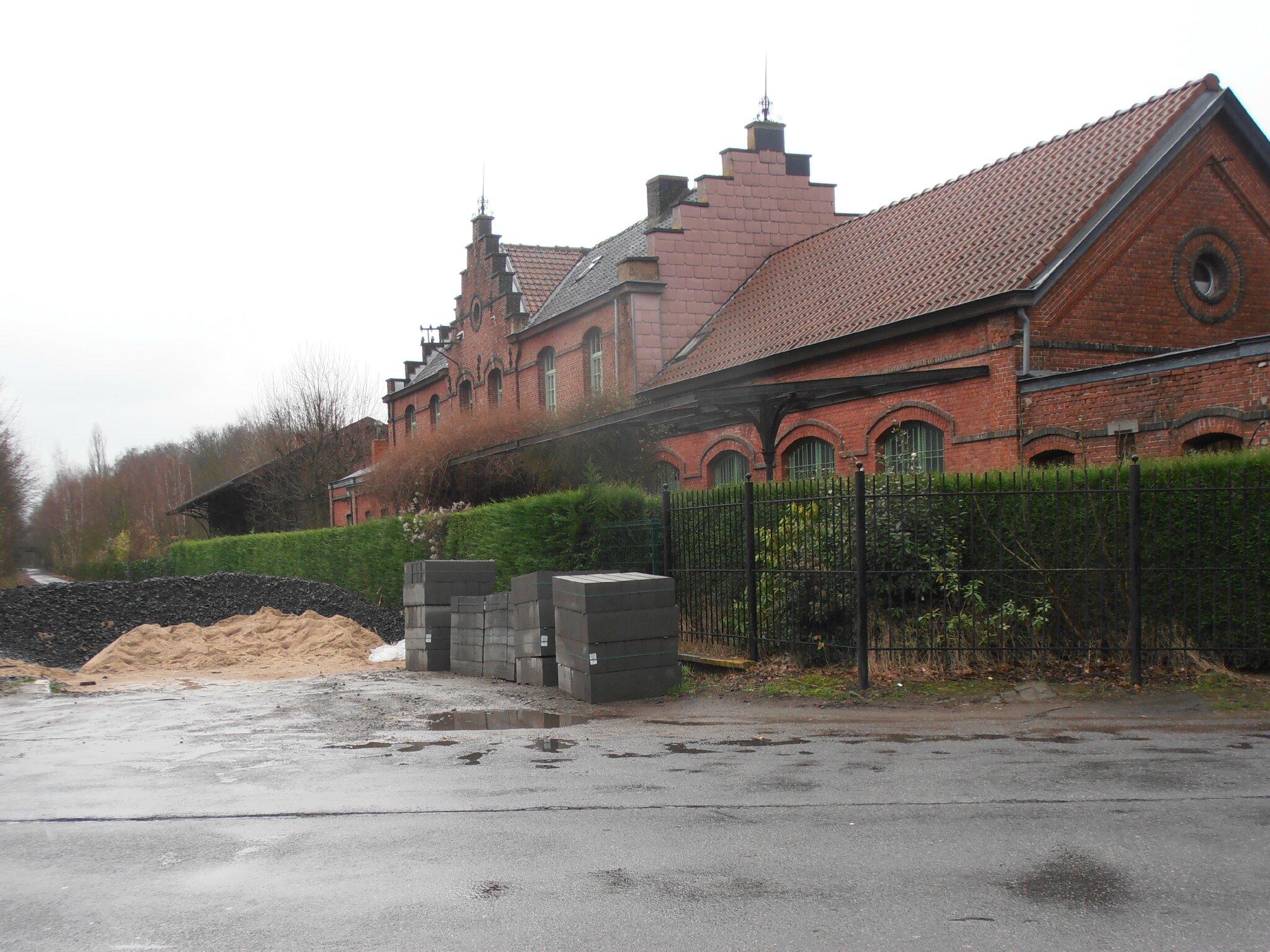 Pâturages - gare 3