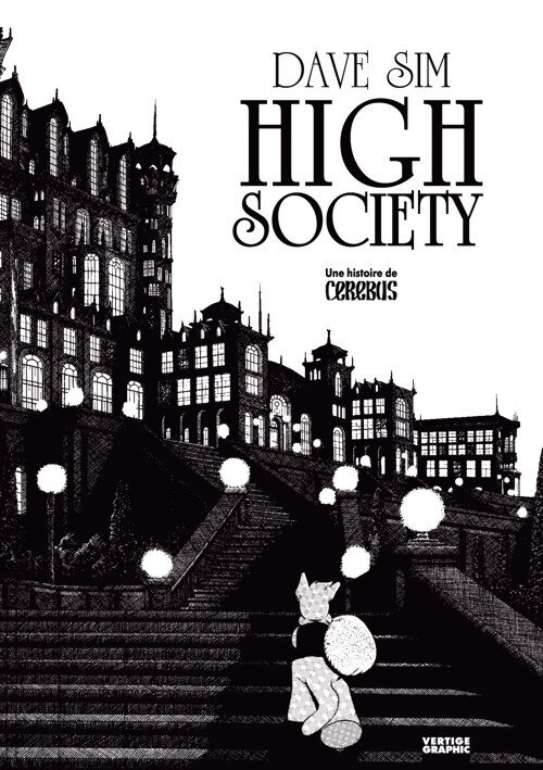 vertige cerebus 01 high society