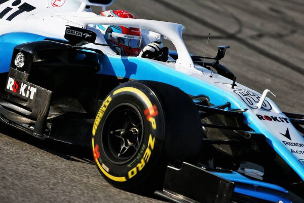 CHINESE F1 2019 PRACTICE