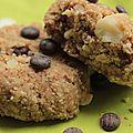 Mes cookies tout crus 100% vegan et sans gluten