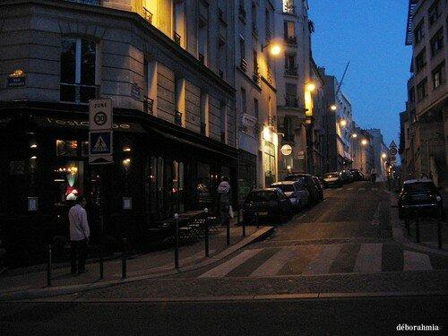 Voici ma rue!