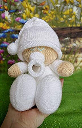 Traduction Easy Knit Baby - Knitting by Post