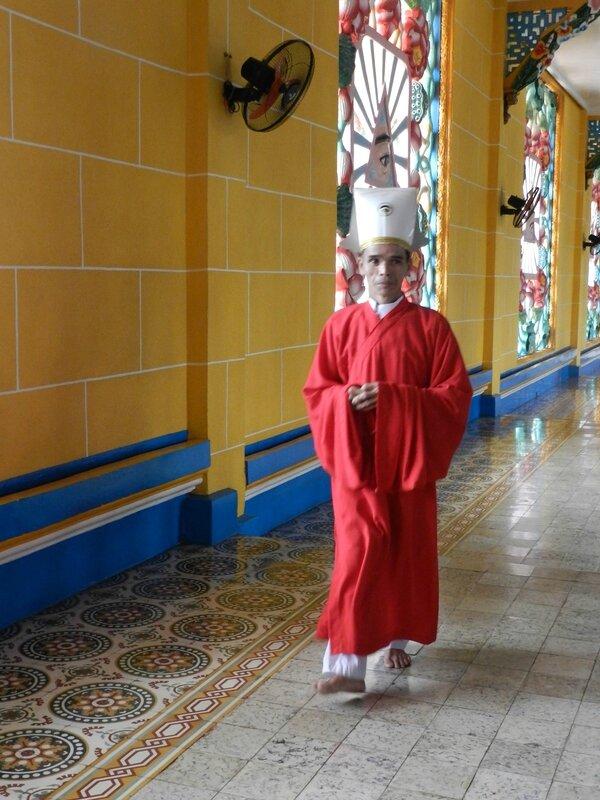 Représentant de la branche des confucianistes