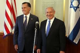Romney and Netanyahu july 2012