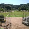 L'Espace méditerranéen au Jardin Botanique de saleccia (Corse)