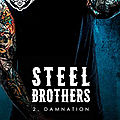 Steel brothers #2 : damnation - manon donaldson