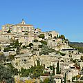 [provence] gordes, village perché