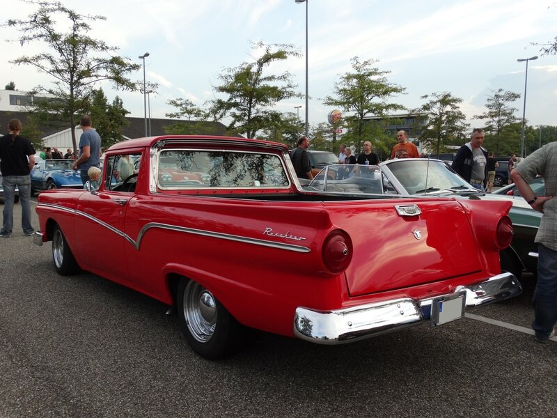 FORD Ranchero 2door pick-up 1957 Offenbourg (2)