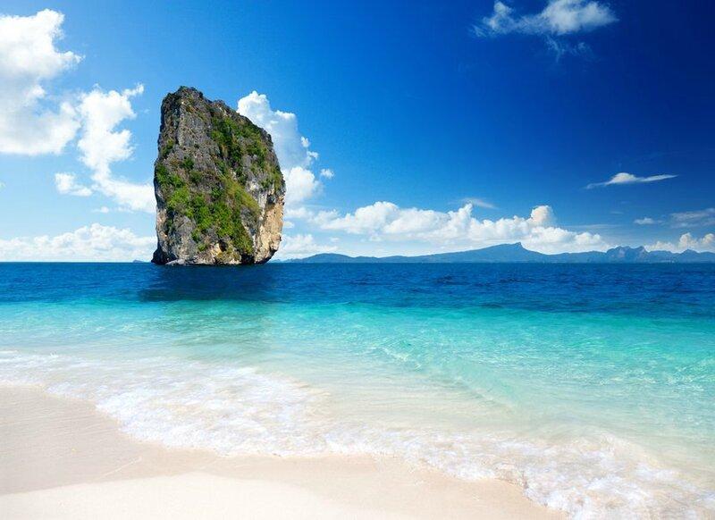 223026__blue-sea-lane-aquamarine-water-sea-sun-summer-alone-rock-blue-waves-horizon-landscape_p