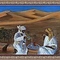 Un thé au désert