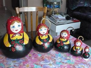 courge russe