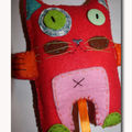 Sachat le chat -couture-
