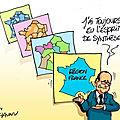 Défaite de l'idée régionale dans le débat politique à quelques mois des prochaines élections régionales de 2021 ou de 2022.