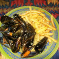 Moules frites...