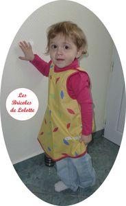 Elsie pour petite fille de 2 ans2 copie