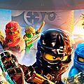 Trailer : les petits personnages de « lego ninjago » se révèlent