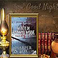 Service presse de netgalley : tyack et frayne tome 1 : la bête de bodmin moor (harper fox)