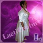 robe de mariée de Sandrine1