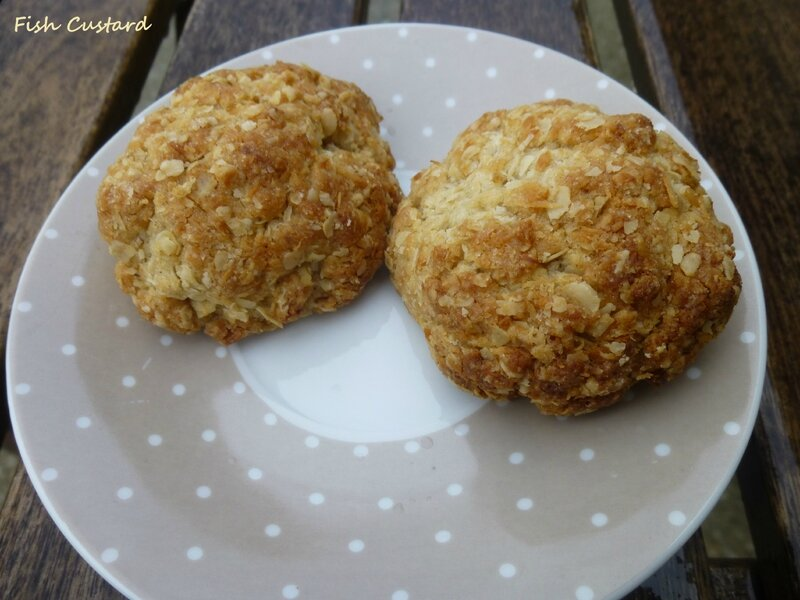 Biscuits ANZAC (40)