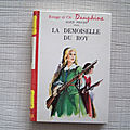 La demoiselle de roy, collection rouge et or dauphine 1968