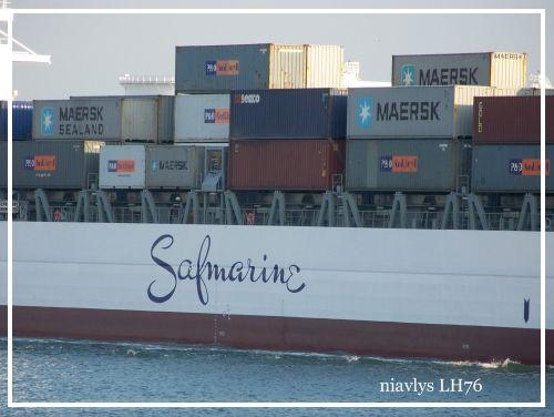 Safmarine Nile 5