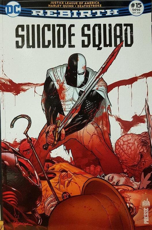 suicide squad rebirth 15