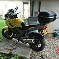 Christophe alias Makken Tophe - Yamaha 900 Twin TDM