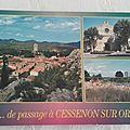 Cessenon sur Orb datée 1996