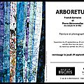 Evenement, exposition arboretum.