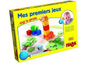 Boutique jeux de société - Pontivy - morbihan - ludis factory - Mes premiers jeux Gigi la girafe