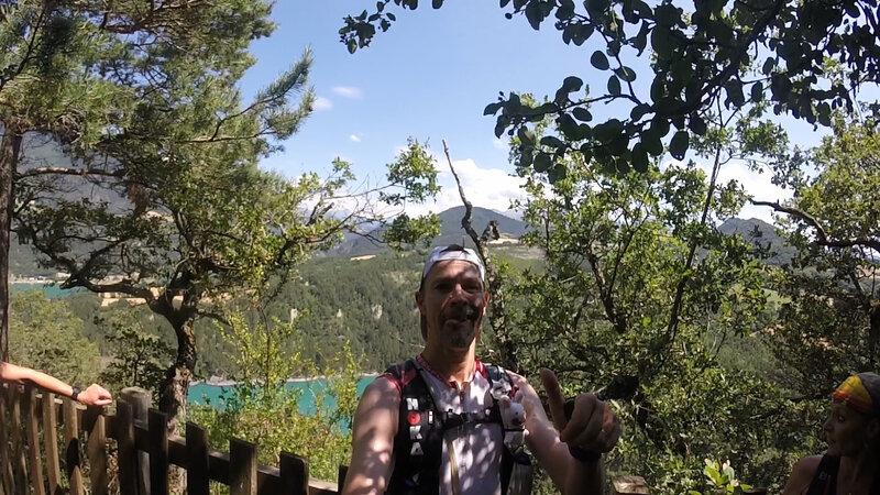 Trail des Passerelles du Monteynard 2018 65km _ 70