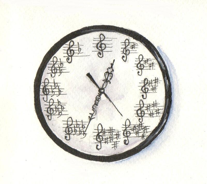 33 Horloge