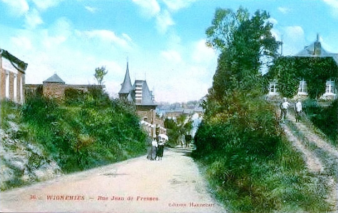 WIGNEHIES-Rue Jean de Fresnes