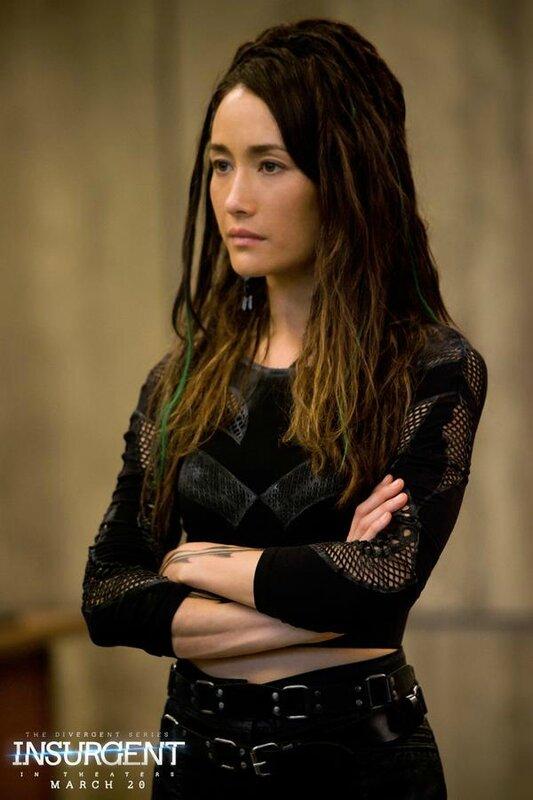 Tori Insurgent movie