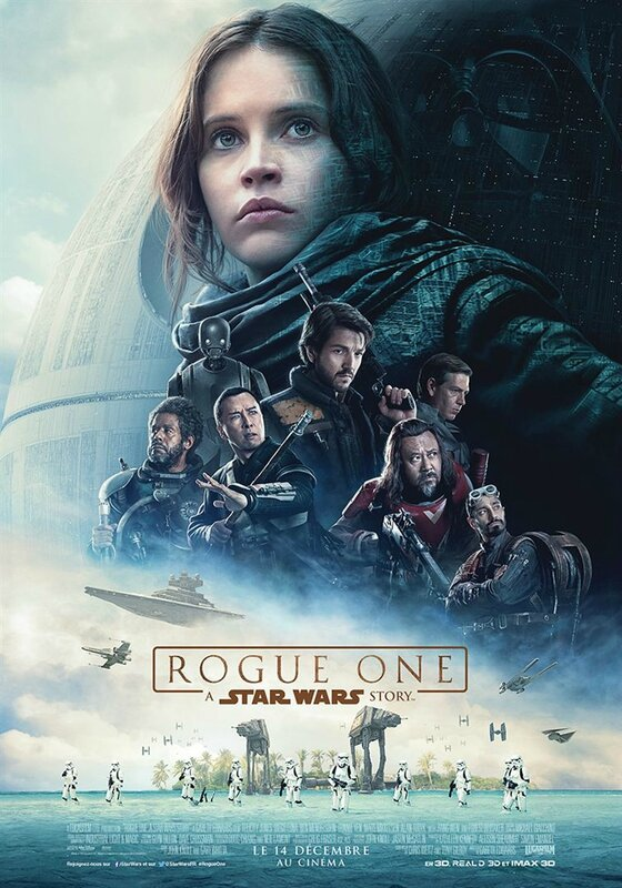Rogue One affiche