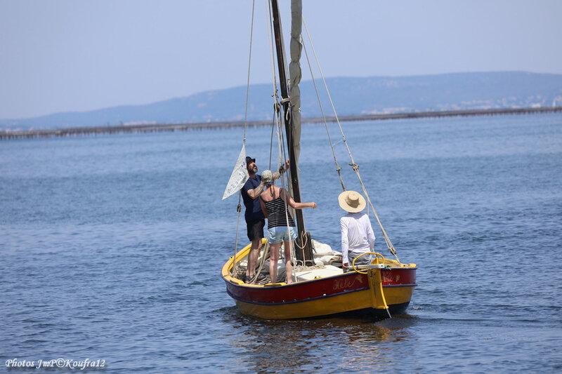 Photos JMP©Koufra 12 - Marseillan - Port - Bateaux - 27062019 - 0076