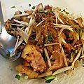 Salade de méduse au jarret de porc braisé