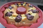 gâteau à la crème fraîche et aux petits chocolats 70 % cacao 004-