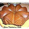 Gâteau ultra moelleux au nutella