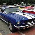 Shelby gt 350 fastback coupe-1966