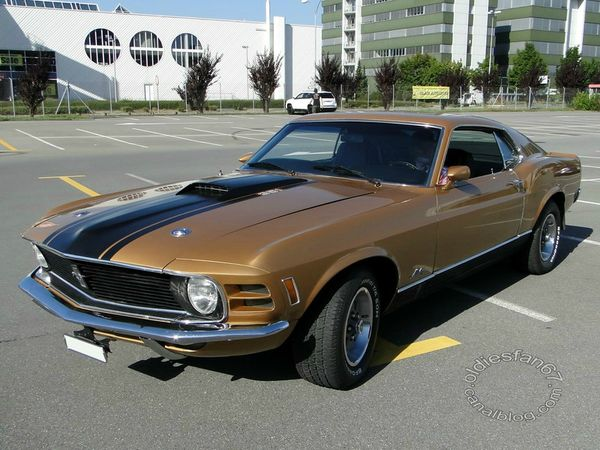 ford mustang mach1 1970 3