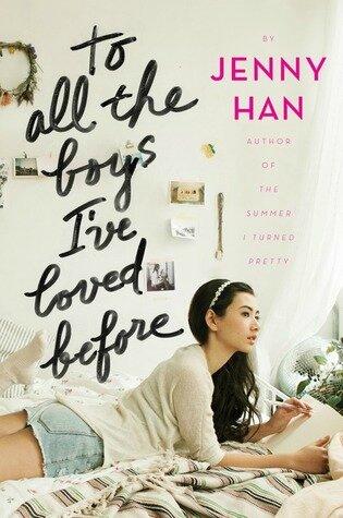 toalltheboys i've loved before Jenny Han Panini Books