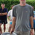 Concours de pêche 23 juillet 2016 CAUDROT (89)
