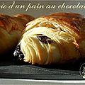 Croissant ou pain au chocolat ?