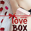 Love box de juliette mey