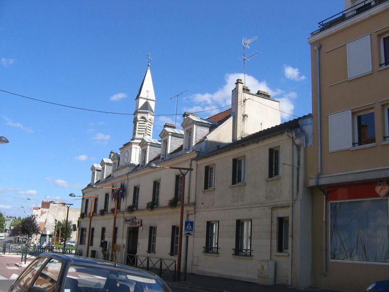 mairie de Villeparisis