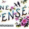 Wignehies - carte-souvenir