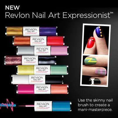 revlon nail art expressionist 2